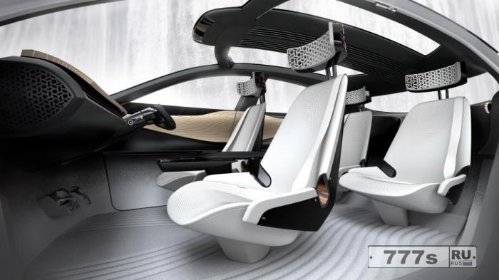 Nissan Leaf SUV был показан на Токийском автосалоне как полностью электрический кроссовер с дальностью 373 мили.