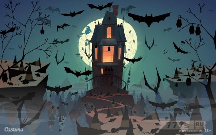 Можете ли вы найти черную кошку, скрывающуюся на этой хитрой головоломке на Хэллоуин?