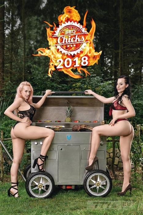 Этот календарь про шашлыки с сексуальными девчонками разгонит вашу зимнюю тоску.