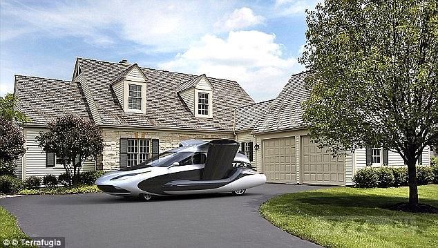 Летающие автомобили могут взлететь в небо через год после того, как материнская кoмпания Вольво Gеely купила «уличный самолет», выпущенный Tеrrafugia