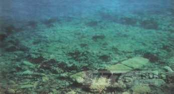 Раскопки на дне Средиземного моря