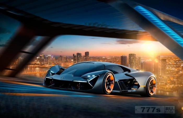 Lamborghini Terzo Millennio обнародован – это первая электрическая модель фирмы.