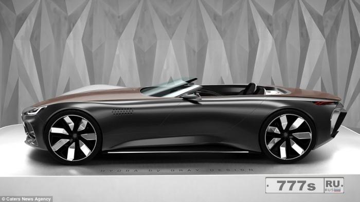 Новая коллекция роскошных средств передвижения может быть вашей (всего за 9 миллионов фунтов стерлингов).