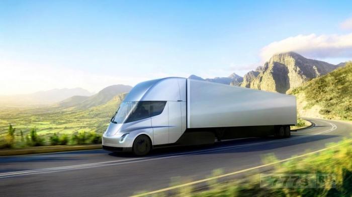 Tesla раскрывает новый электрический грузовик - и оглушает мир новым спортивным автомобилем Roadster 2 со скоростью 250 миль в час