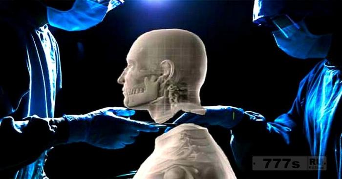 Осуществление пересадки головы человека