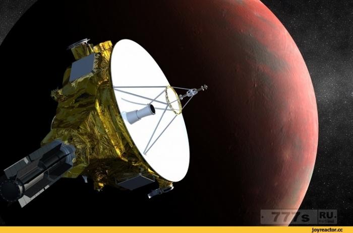 Исследование планеты Плутон