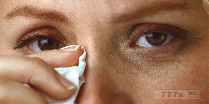Почему ваши глаза слезятся, когда на улице холодно?