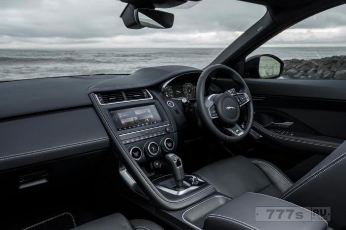Британскому производителю удалось сделать красивый внедорожник Jaguar E-Pace