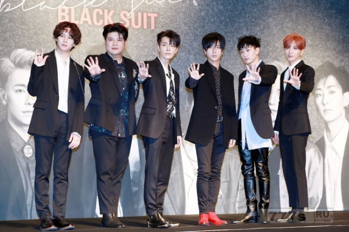 K-поп группа Super Junior возродилась к своему 12-летнему юбилею