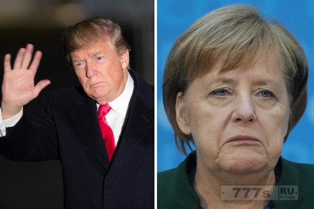 Германия рассматривает Дональда Трампа и США как большую угрозу, чем Северная Корея