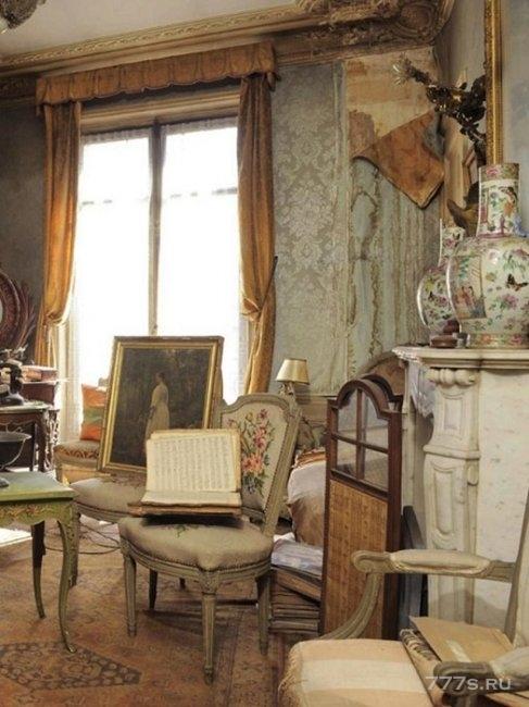 Запертая квартира в наследство