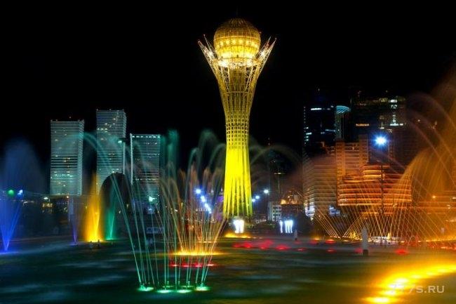 Прекрасная Астана
