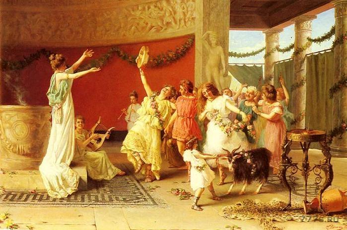 Как произошло появление новогодних традиций