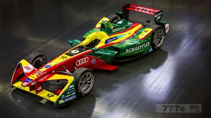 А что это за гонки Формулы-E?