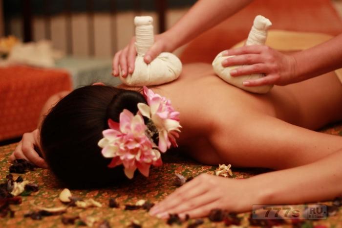 Понятие тайского массажа