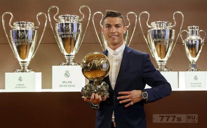 Сколько же стоит звезда Реала Мадрид Криштиану Роналду?