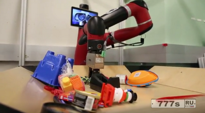 Технические эксперты создают робота, который «может видеть будущее»