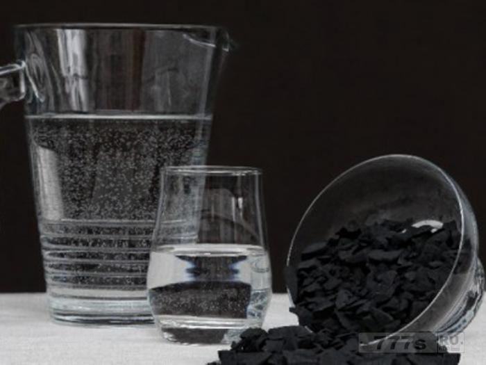 Очистка воды с помощью шунгита