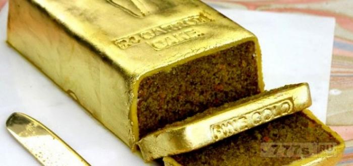 Пищевое золото