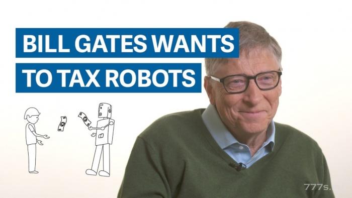 Меняете нас на роботов – платите за всех оставленных без работы людей налоги.
