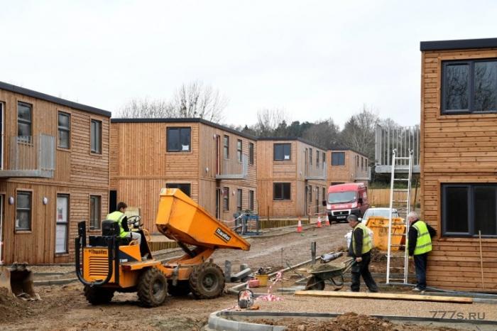 Город откроет «сборные дома» для людей, не имеющих дома