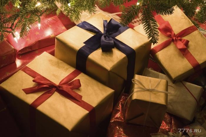 Виды тривиальных подарков к Новому Году