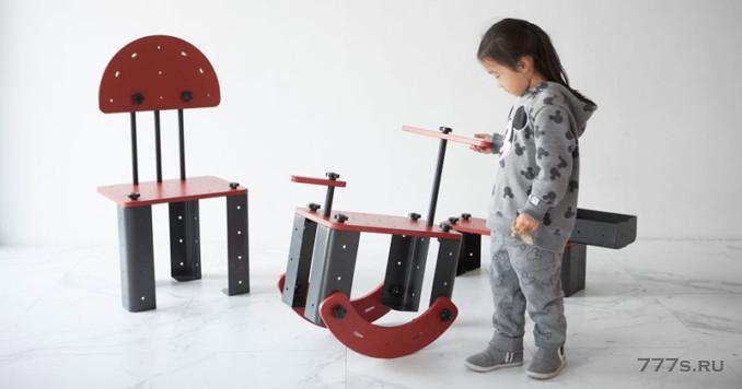 Мебель Toniture для детей