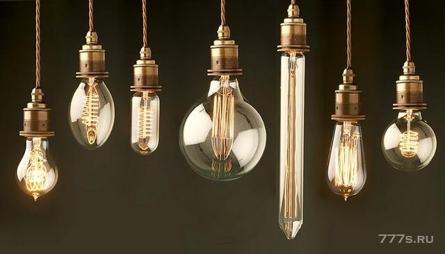 Выбор люминисцентных лампочек