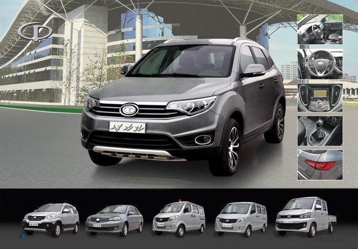Были показаны новые северокорейские автомобили, застрявшие в прошлом