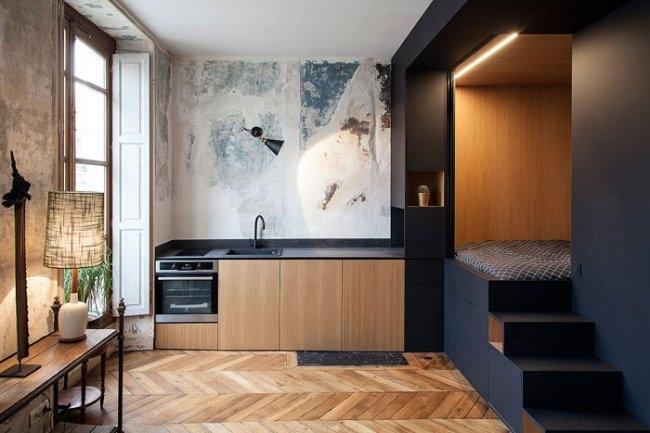 Практичность квартир в виде студий