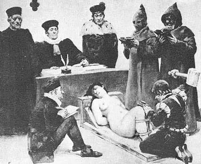 Когда казнили последнюю ведьму