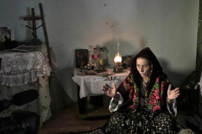 Восстановлен образ ведьмы, которая жила три века назад