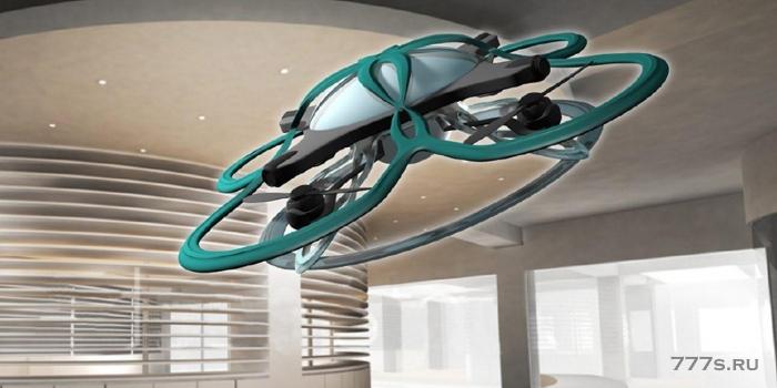 Создание нового дрона