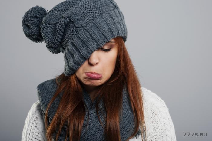 Почему можно наблюдать депрессию в зимний период
