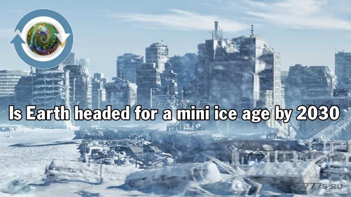 Мини ледниковый период может поразить Землю к 2030 году и спасти нас от глобального потепления