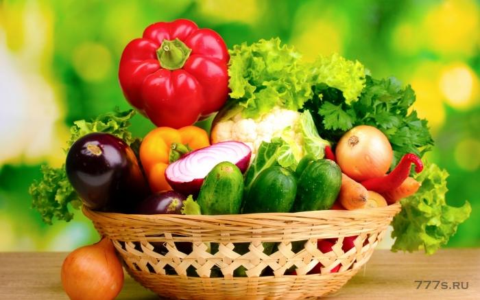 Как продлить жизнь с помощью овощей и фруктов