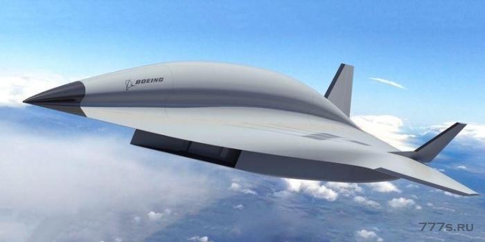 Самолет Боинг «Son of Blackbird» может оказаться в пять раз быстрее скорости звука