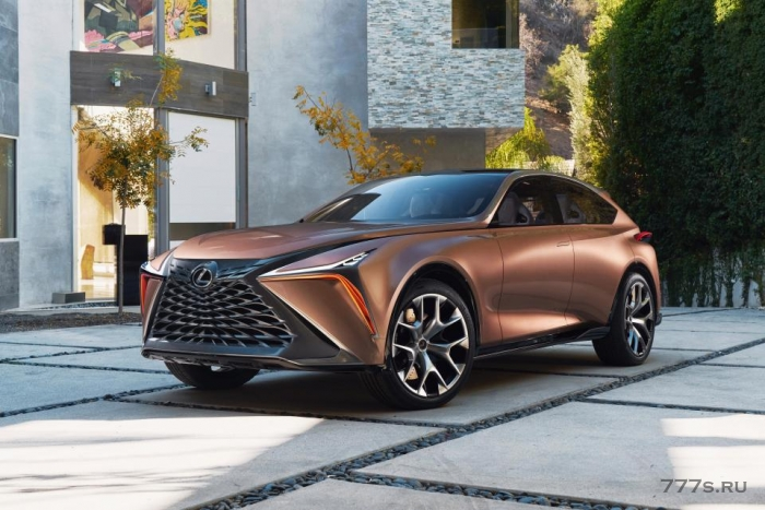 Lexus LF-1 Limitless представляет новый роскошный внедорожник с «режимом шофера» и педалями, управляемыми вручную