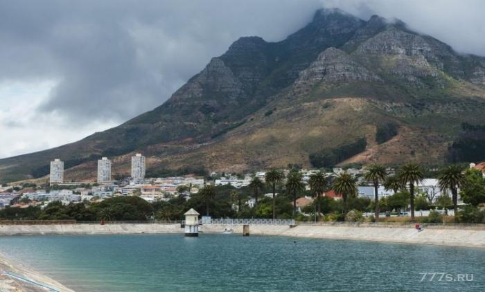 Кейптаун может стать первым крупным городом в мире, из которого уйдет вода