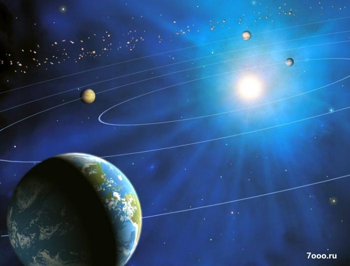 Земля медленно дрейфует от Cолнца, и влияние Солнца на нашу планету ослабевает