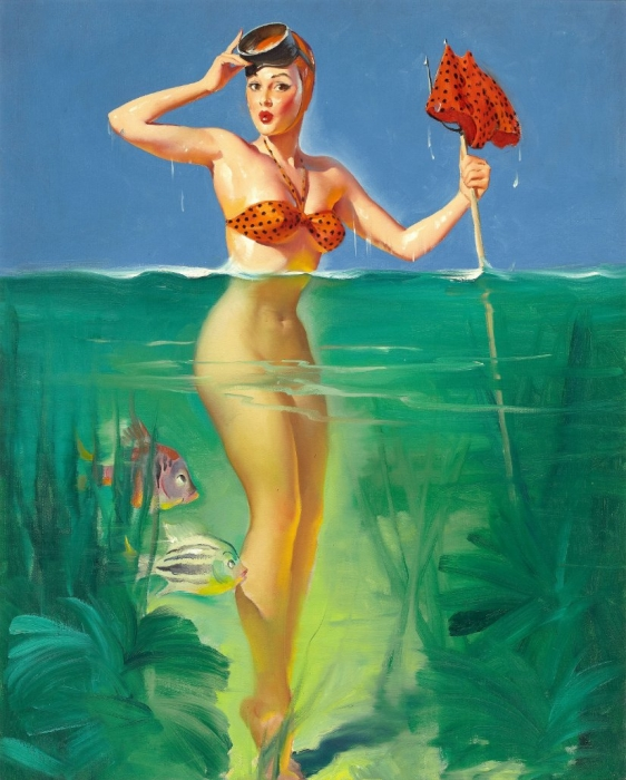 Ужасные  модели купальников Дали