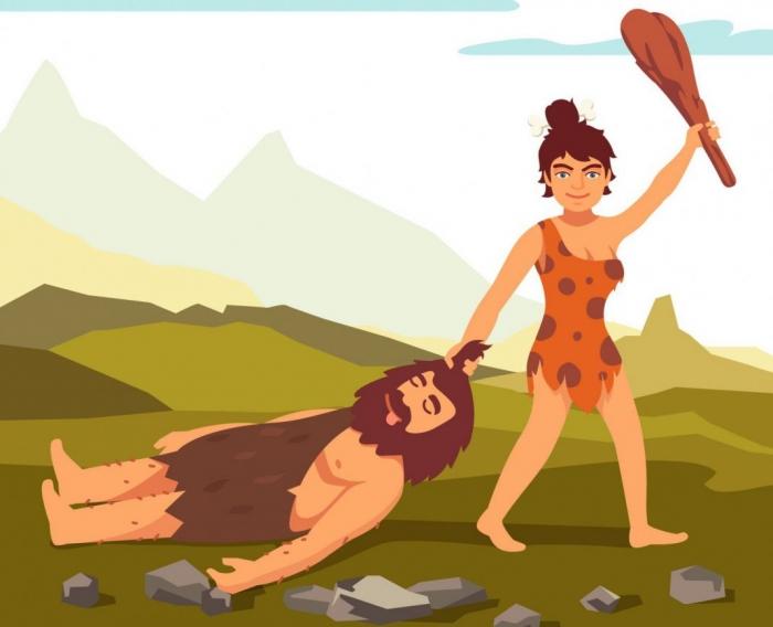 Сила женщин каменного века