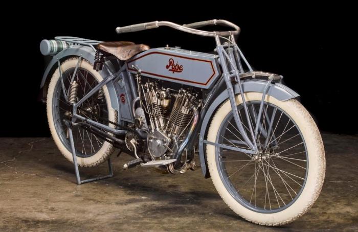Редкий классический мотоцикл Стивена МакКуина 1914 года, будет продаваться за 100 000 фунтов стерлингов