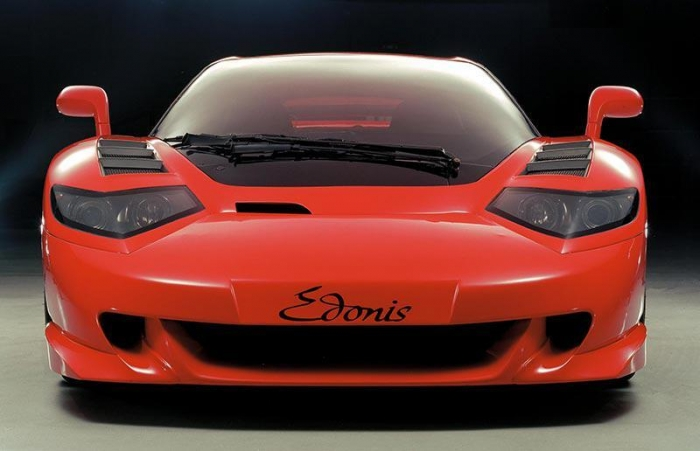 Машина Bugatti EB110, выпуск которой был приостановлен в 1990-х годах из-за спада, вернулась в продажи за 600 000 фунтов стерлингов