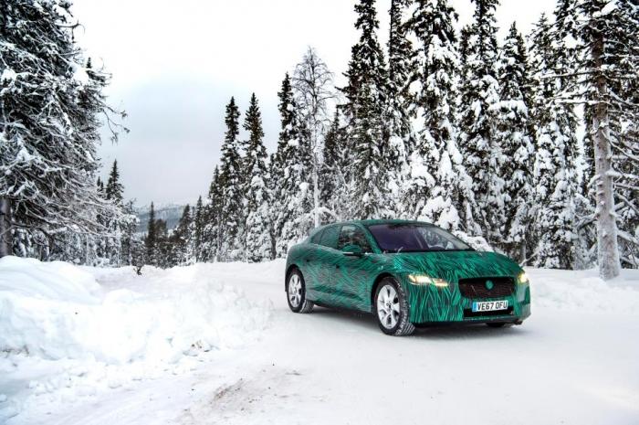 Jaguar I-Pace: электрический внедорожник, как игровая приставка, на которой хочется поиграть