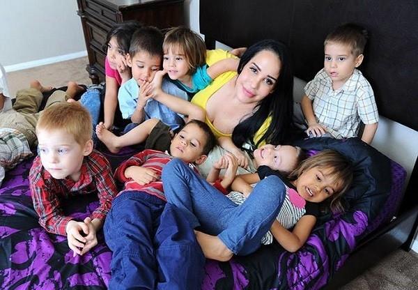 Жизнь необычной семьи