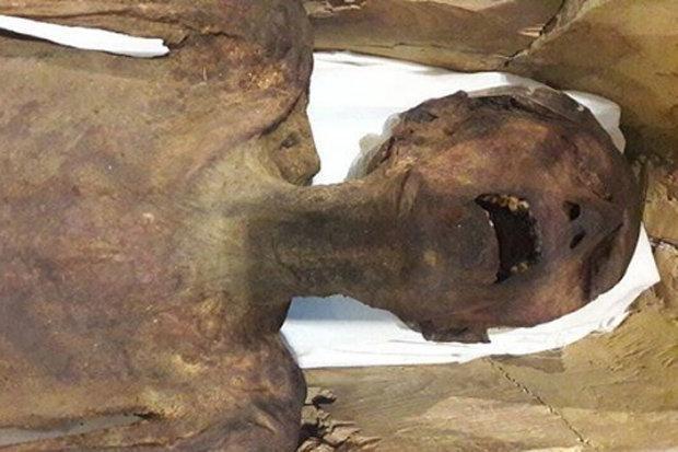 Тайна «кричащей египетской мумии», которая в течение многих лет озадачивала археологов