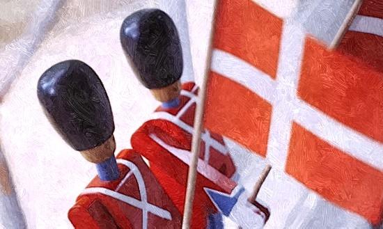 Датскому студенту платят стипендию