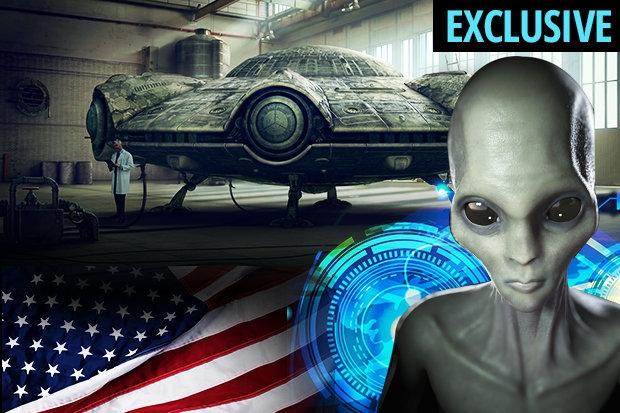 Топ-осведомитель говорит, что у США есть «технология, чтобы сбивать НЛО»