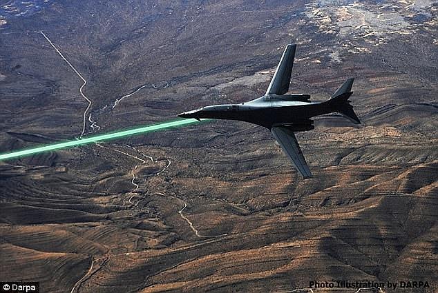 Россия разработала мощные лазеры, чтобы сбивать вражеские спутники предупреждают эксперты